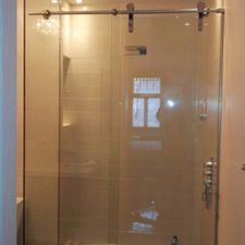GLASS SHOWERS