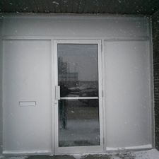 COMMERCIAL WINDOW AND STOREFRONT
